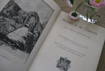 libri in giardino / storie di giardini, giardinieri ed appassionati di giardino e di bella scrittura
