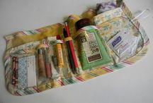 sewing bag organizer free pattern