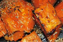 Batate / Patate americane / Ricette con le batate patate dolci americane Recipes with sweet potatoes