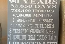 90 anos