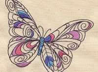Machine Embroidery / by Jenny Page