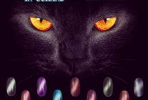 Cat Eye Collection / Gel unghii Cat Eye