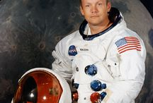 Neil Armstrong (The Major Historical Events) / First person to land on the moon.