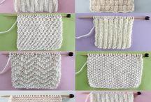 knits patterns