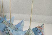 Kindergeburtstag Reise um die Welt