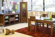 Grace / La colección Grace te ofrece muebles de robusta y cálida presencia para decorar el salón o el dormitorio.