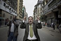 Fotografías ganadoras del World Press Photo 2012 / La fotografía de Samuel Aranda fue elegida como la mejor de 2011 (http://goo.gl/dDgKh), pero World Press Photo también reconoció a otros periodistas.