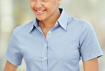 Cămăşi personalizate dame, cămăşi promotionale | logofashion.ro / Cămăşi promotionale de dame pentru evenimente, imbracaminte corporativa, workwear, promowear