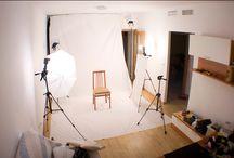 Estudios fotográficos/casa