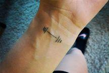 gym tattoos