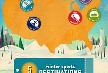 Winter Sports Destinations / OnStar can help you find new places to try out an exciting winter sport. Check out all the hot spots you should visit during your winter vacation.