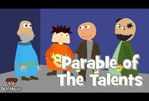 Talenten (talents)