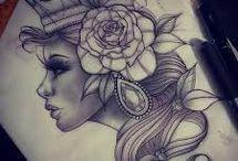 Tradičné Tetovania