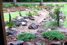 Rock Garden NEW!! by fish pond / by Vintage Soul by Kim