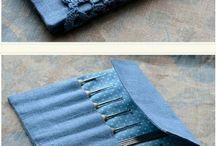 aproveitando jeans velho