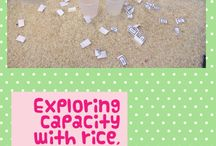 Capacity  and Fraction Unit