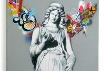Martin Whatson Prints, Originals & Street Art