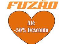Descontos DESDE 50% - UNTIL 50% off / Moda - Fashion