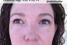 Healthy, Natural, or Vegan Makeup and Skin Care