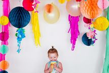 Kids Parties / Party ideas, How to throw a kids party, DIY party ideas, Kids party,