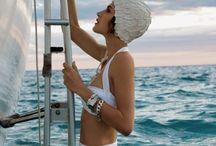 Old style Swimwear / Swim wear since the 1900's