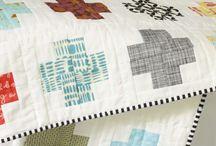 Make It Modern / Ideas for modern quilt blocks.