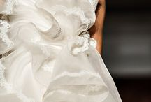 Tulle, ruffles, lace