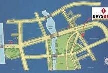Brys Bigg villas location map greater noida