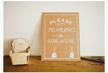 wedding inspiration(welcome items)