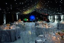 Lulu's Marquee - Parties! / Fabulous marquee interiors
