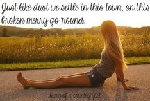 Country <3  / by Jesse Syvret