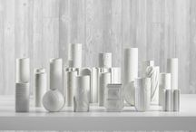 Hvite vaser- White vases