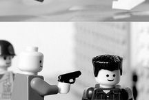 LEGO famous pics
