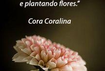 poesias Cora Coralina