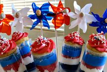 4th of July Fun! / Fun ideas and recipes for the whole family this 4th of July!
