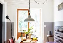 Kjøkkenbordslampe