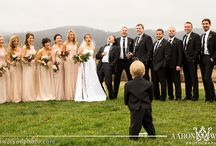 Kids at Your Wedding | Aaron Watson Photography / Ring Bearer and Flower Girls make the perfect little guests at your wedding!