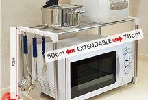 Microwave Rack