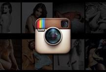 Top Model on Instagram