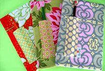 Agendas de tecido