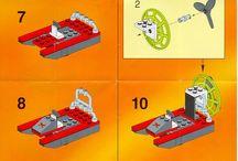Lego Directions