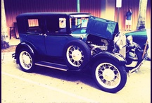 Classic Cars in Hollywood, FL / by Mojito Cps
