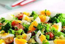 Salads / Egg salad