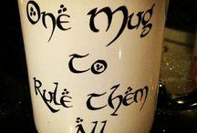 coffee, tea and mug!
