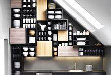 Cozinhas | IKEA / Já conhecem a cozinha dos vossos sonhos? Descubram todas as coisas que uma cozinha METOD pode fazer e inspirem-se com formatos, estilos e tamanhos diferentes.  #cozinhas #decoração #IKEAPortugal / by IKEA Portugal