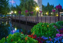 Spokane / Coeur d'Alene - MY HOME! / by Amanda Lazaro
