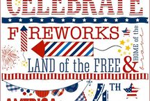 4th of July {Freedom and Liberty for all!} / by Deborah & Co.