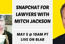 Snapchat for Lawyers