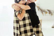Детская мода вдохновения
