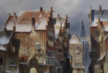 Art Dutch Masters Landscapes